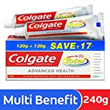 Best Sensitive Toothpastes - Colgate Total Advanced Health Anticavity Toothpaste - 240g Review