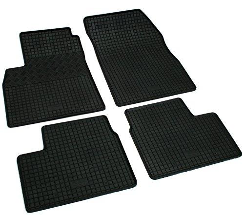 Preisvergleich Produktbild Gummi Fußmatten Set RI901771