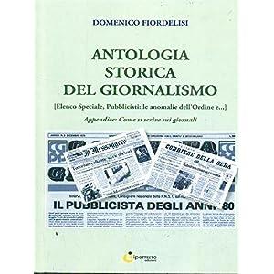 Antologia storica del giornalismo (elenco speciale