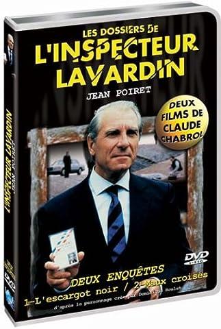 Inspecteur Lavardin - Inspecteur Lavardin : L'escargot noir - Maux