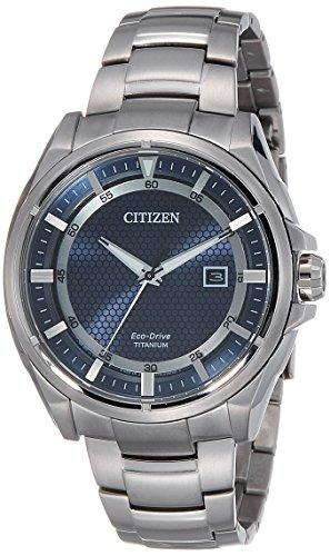 Citizen Analog blue Dial Men's Watch - AW1401-50L image