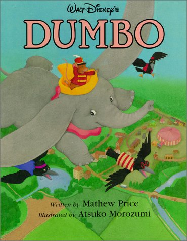 Dumbo Picture Book