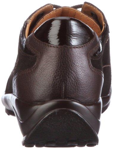 Ganter Hedy 2-205212, Scarpe basse donna Marrone (Braun/espresso)