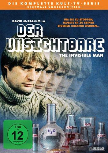 Der Unsichtbare: Die komplette Serie (4 DVDs)
