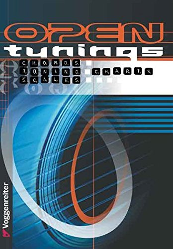 Open Tunings for Guitars. Gitarre