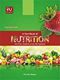 PV A TEXTBOOK OF NUTRITION B.SC(N) FIRST YEAR