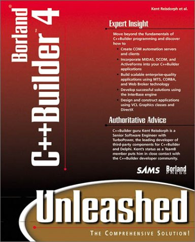 Borland C++Builder 4 Unleashed