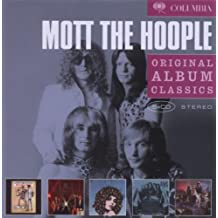 Original Album Classics : All the Young Dudes / Mott / the Hoople / Drive on / Shouting and Pouting (Coffret 5 CD)