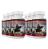 Horlaxen -Muskelwachstums-Mittel für effektiven Muskelaufbau | Jetzt das 6- Flaschen-Paket mit Rabatt kaufen | (6 Flaschen)