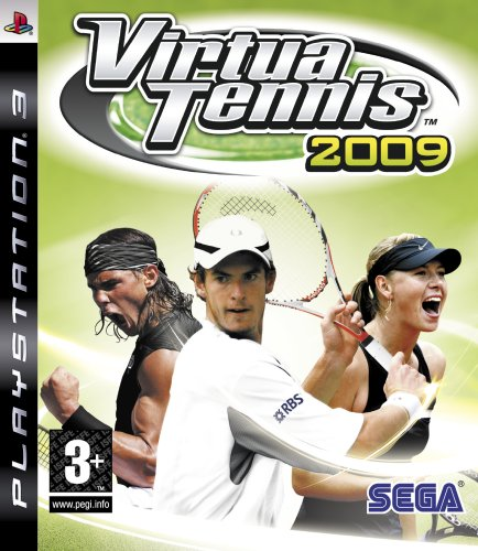 0d2a934cb84d9 Virtua Tennis 2009 (PS3)