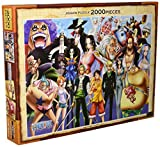 One Piece Two Years Later!!! Puzzle 2000 Piece [Toy] (japan import)