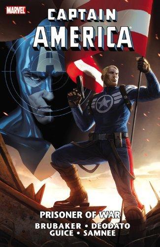 Captain America: Prisoner of War by Ed Brubaker Mike Benson Howard Chaykin Cullen Bunn Kyle Higgins(2012-03-07)