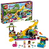 LEGO 41374 - Friends Andreas Pool-Party, Bauset