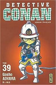 Détective Conan Edition simple Tome 39