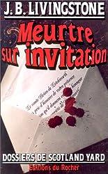 Meurtre sur invitation