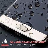 COSKIP Galaxy S7 Edge Displayschutz 3D Schutzglas Panzerglas - Transparent -1 Pack Bild 4