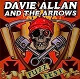 Songtexte von Davie Allan & The Arrows - Fuzz Fest