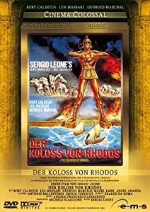 Der Koloss von Rhodos (Cinema Colossal) [Import allemand]