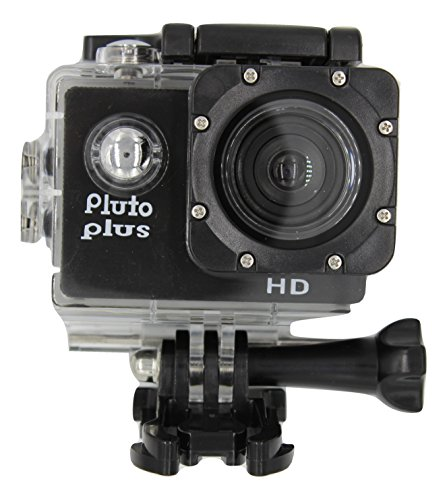 Pluto Plus Sports Action Camera G22 FULL-HD 1080P & 12 Megapixel 30mtrs Waterproof