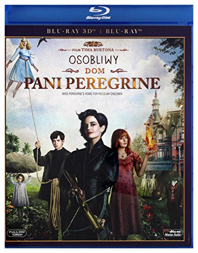 Miss Peregrine's Home for Peculiar Children [Blu-Ray]+[Blu-Ray 3D] [Region Free] (IMPORT) (Pas de version française)