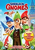 Sherlock Gnomes (DVD) [2018]