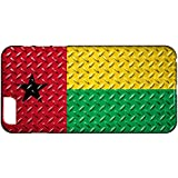 Funda Carcasa para iPhone 6 Bandera GUINEA BISSAU 05