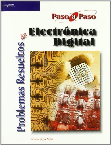 Problemas resueltos de electrónica digital (Informática)