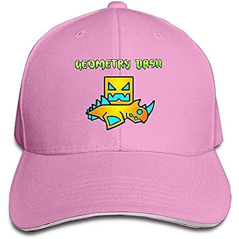 Deporte ajustable mdlww geometría Dash Sandwich Knit Hat
