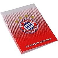 Dokumentenmappe Sammelmappe Plus Lesezeichen I Love Sammelbox Aufbewahrungsmappe FCB M/ünchen FC Bayern Heftebox