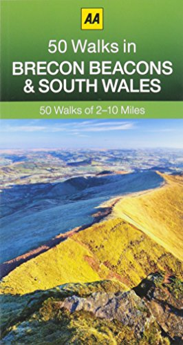 50 Walks in Brecon Beacons & South Wales -