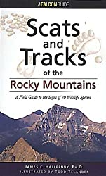 Scats and Tracks of the Rocky Mountains (Scats & Tracks)