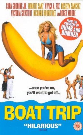 Boat Trip  DVD   2002