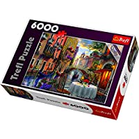 "Trefl 65003 ""Romantic Supper"" Puzzle (6000-Piece)"