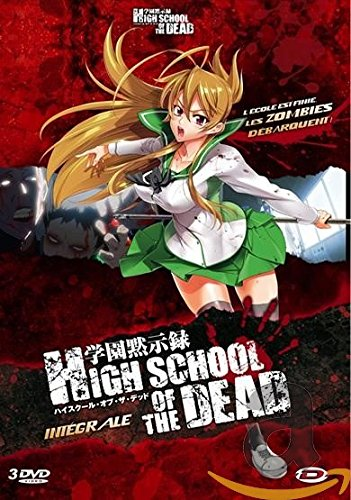 High school of the dead - Intégrale (Version française) [Édition VF]
