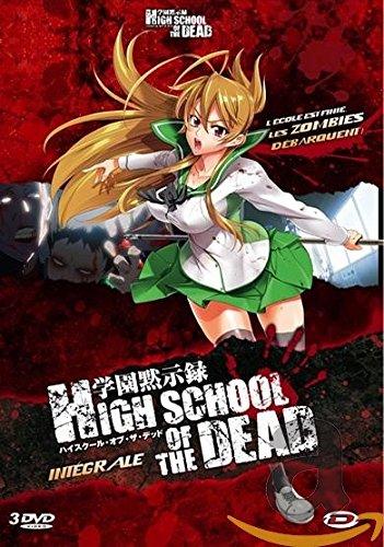 High school of the dead - Intégrale (Version française) [Édition VF]