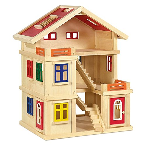 small foot company 4621 PUPPENHAUS, Deluxe - 2