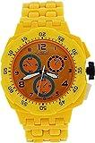 ZAZA London PL342 Yellow - Reloj, Correa de plástico Color Amarillo