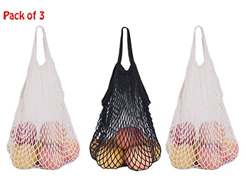 riutilizzabile-net-shopping-mercato-in-cotone-confezione-da-3