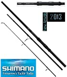 Shimano Alivio DX Specimen 12-275 3 parts Carpfishing Rod by...