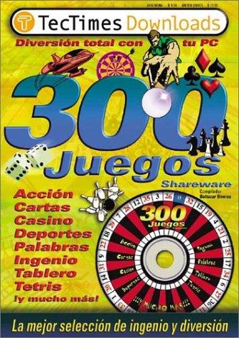 300 Juegos Shareware