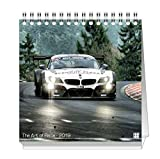 artboxONE Tischkalender 2019 The Art of Race Kalender Sport/Motorsport