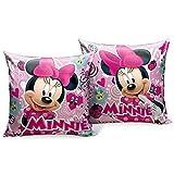 Star  Disney Minnie Art. Code- 55898, Cuscino Stampato, Dimensioni 35 x 35 cm