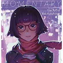 Momentary the art of Ilya Kuvshinov : Edition en anglais-japonais