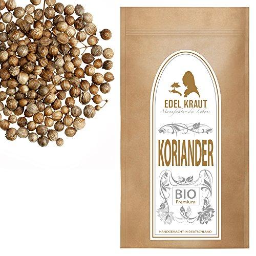 EDEL KRAUT | BIO Koriander ganz – Premium – coriander organic 250g