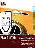 PLAY GUITAR - Band 1 im Ringeinband (+CD) inkl. praktischer Notenklammer - die beliebte Gitarrenschule mit 96 Stücken von Klassik bis Pop (Ringbindung) von Michael Langer und Ferdinand Neges (Noten/Sheetmusic)