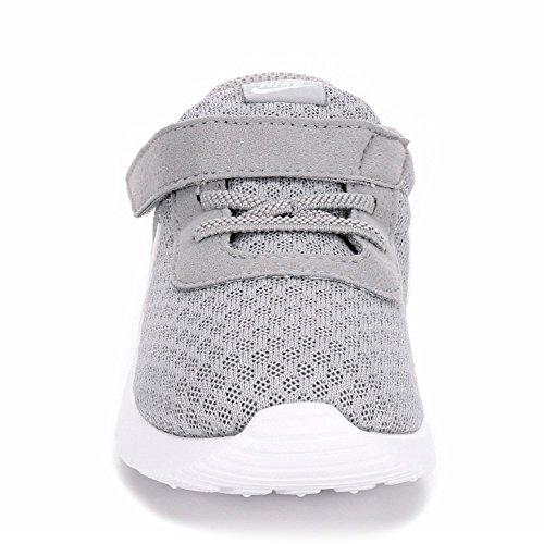 TdvScarpe Tanjun Grey Gris Wolf Nike Passi Grigio Primi Bambini OnPk0w