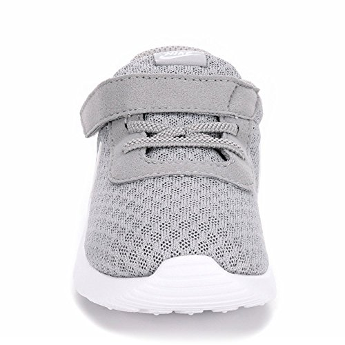 Nike Grigio Tanjun TdvScarpe Gris Wolf Bambini Primi Passi Grey 7IYfb6yvmg