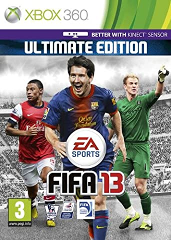 FIFA 13 - Ultimate Edition (Xbox 360) [UK