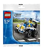 LEGO City 30228 Polizei ATV