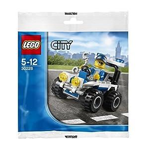 LEGO City: Polizia ATV Set 30228 (Insaccato) 4516793186938 LEGO